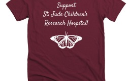 New Year's Fundraiser for St.Jude!